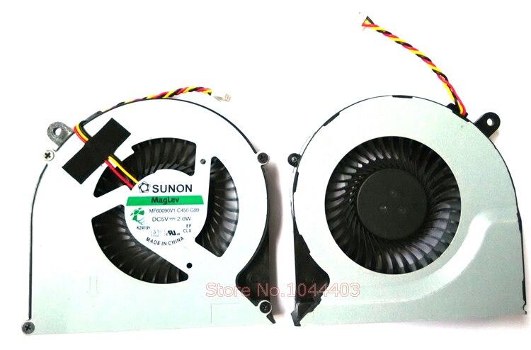 For Toshiba Satellite L755-S5308 CPU Fan