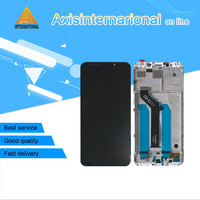 Original Axisinternational For 5 99 Xiaomi Redmi 5 Plus LCD Screen Display Touch Panel Digitizer With