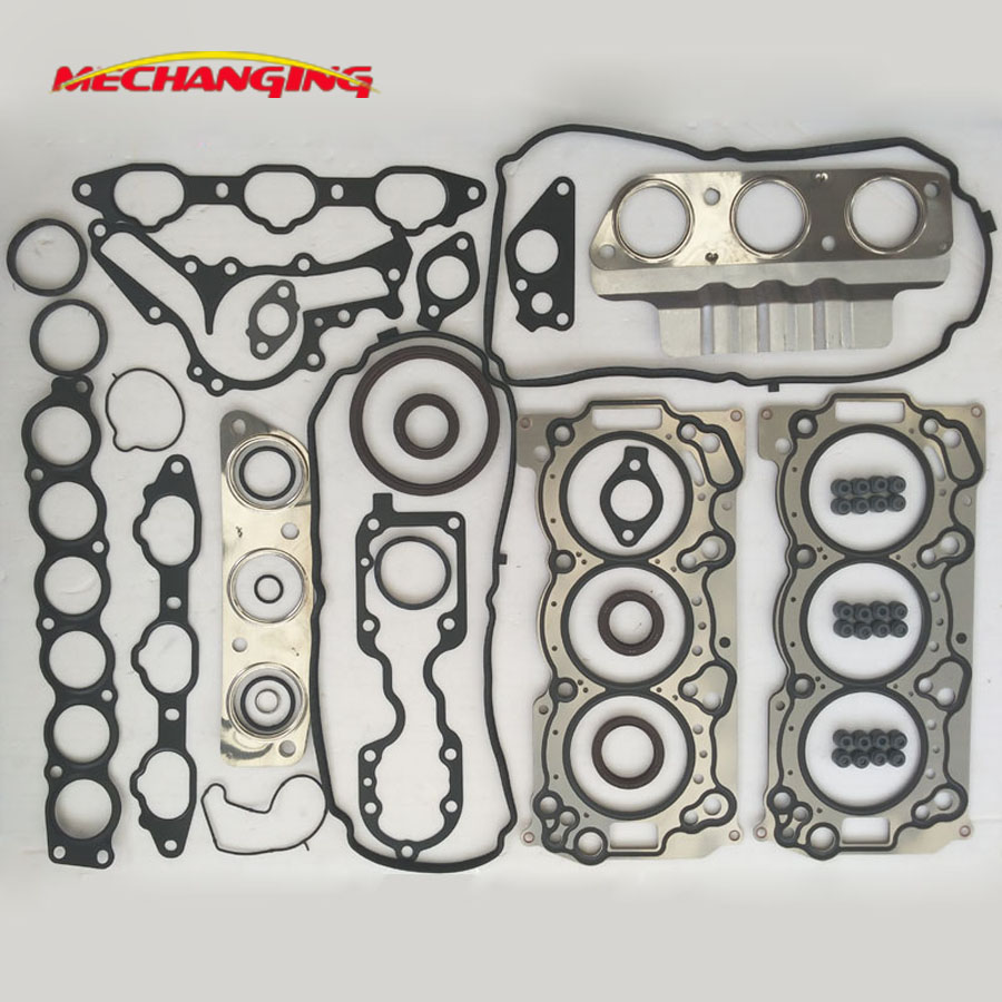 For MITSUBISHI OUTLANDER II 6B31 Full Gasket Set Metal Auto Parts Car Accessories Engine Gasket Set