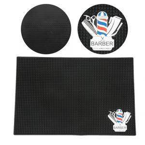 Image 1 - Professional Accessories Hairdresser Hairdressing Countertop Anti skid Silicone Mat Dressing Table Tool Pad for Salon Use