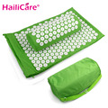 Massager cushion Acupressure Mat Relieve Stress Pain Acupuncture Spike Yoga Mat with Pillow Health Care Massage Relaxation