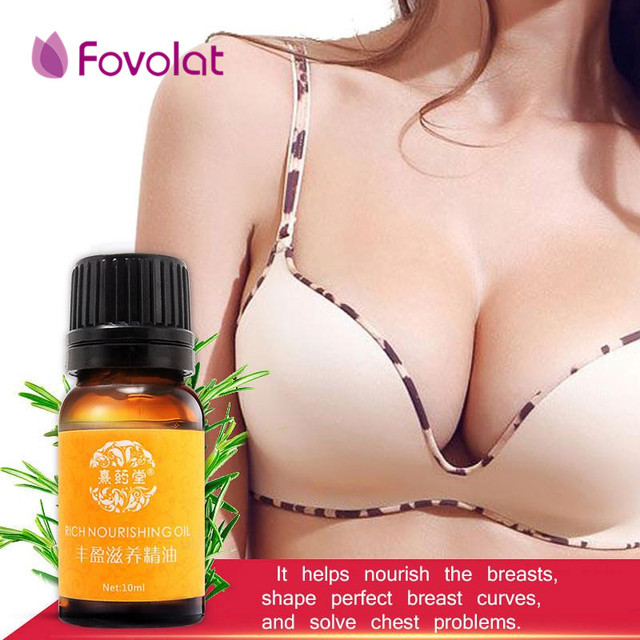 10ml Breast Massage Breast Plump Essential Oil Grow Up Busty Breast Enlargement Massage Oil Breast Enlargement
