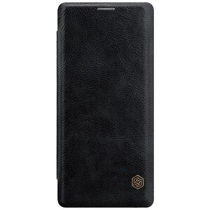 Image 3 - Nillkin Odwróć Case Do Samsung Galaxy Note 8 Qin Serii PU Skóra Pokrywa 4sfor Samsung Note 8 Przypadku