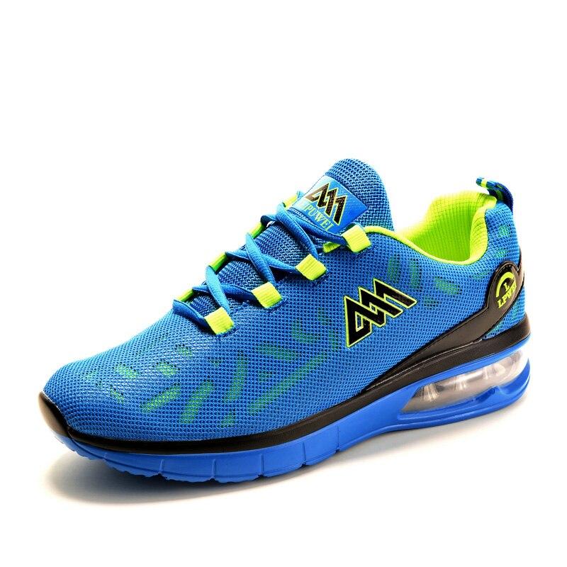 Новые мужские спортивные кроссовки мужские кроссовки высокого качества воздушной подушке демпфирования теннисные кроссовки обуви мужчин... ...