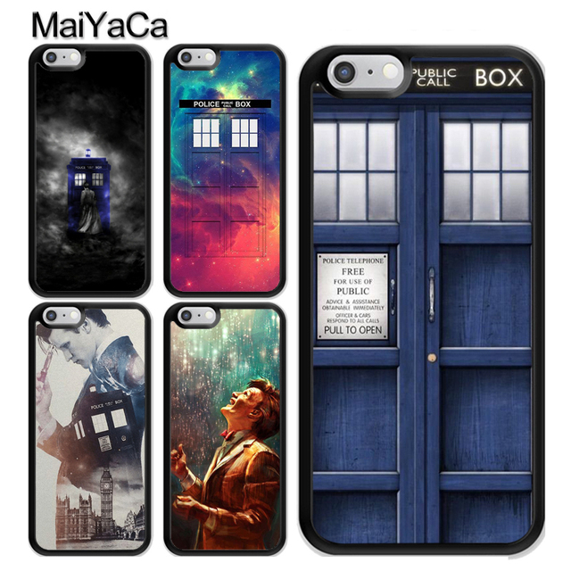 coque iphone 7 doctor who