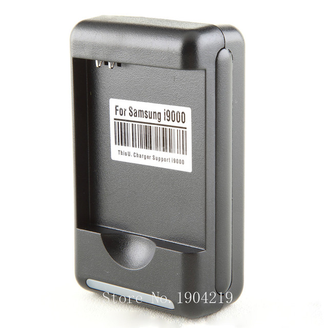i9000 Battery Charger Usb Wall Travel Dock Adapter For Samsung galaxy S S1 i9000 GT-I9000 i9008 i9018 With AU UK EU Plug