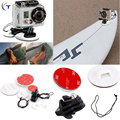 Gopro accessories Surf Pack Tethers Surfboard Holders For Gopro Hero 2 3 3 + 4 5Session Camera Go per accessory