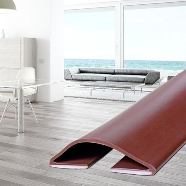 Under Door Draft Stopper Energy Saving Wind Blocker Doors Bottom