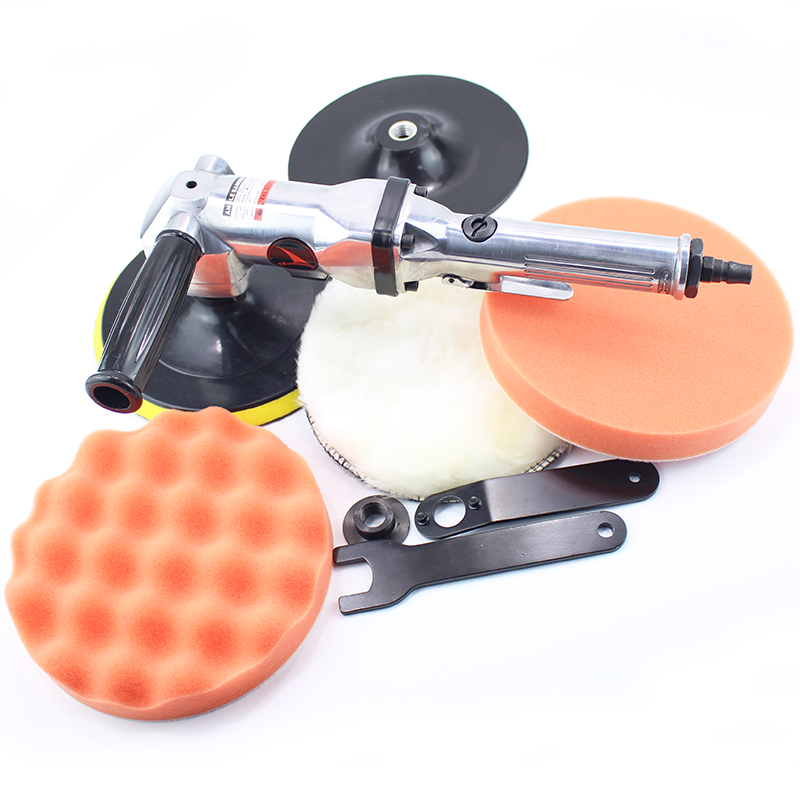 цена на YOUSAILING 170mm Quality 7 inch Pneumatic Sander Air Angle Grinder Tool with 4500RPM