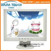 12 인치 TFT LCD 의료 모니터, 데스크탑 LED 백라이트 VGA PC 모니터 의료 장비/POS 판매