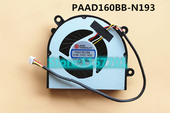 New Original Laptop/Notebook CPU Cooling Fan For AOPEN 23.10102.0010 0534-0316R AAVID PAAD160BB-N193 PAAD160BB N193