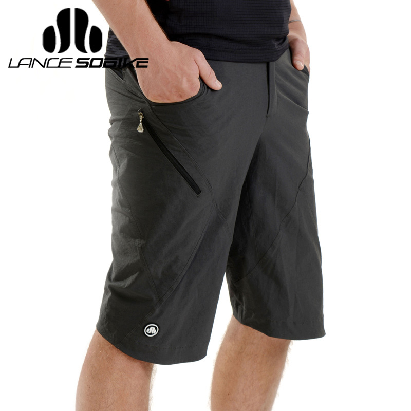 цены SOBIKE Summer Hiking Camping Shorts Anti-sweat Running Bike Bicycle Cycling Riding Shorts Men Outdoor Sportwear Quick Dry Shorts