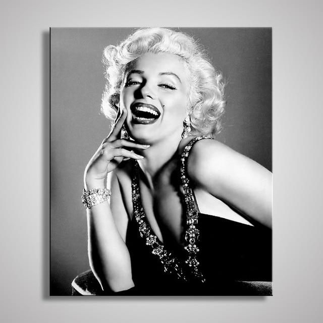 Pintura de la imagen impresión de alta definición Marilyn Monroe ...