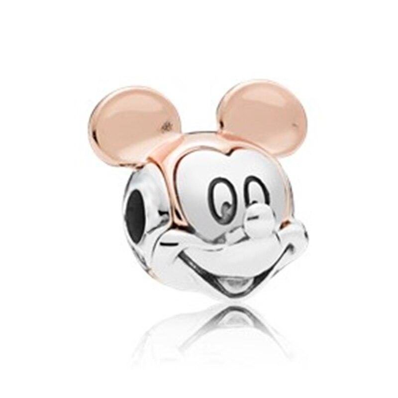 Новинка,,, бусинка из ленты, Микки Маус, сказка, Дамбо, любовь, шарм, подходит для Пандоры, браслет, ожерелье, сделай сам, женское ювелирное изделие, подарок - Цвет: K227