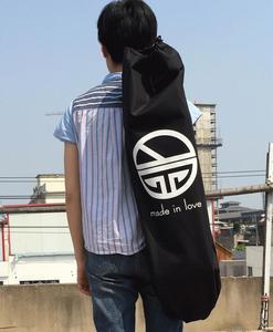 Image 5 - Skateboard Zaini SIngle Shouler Doppio Rocker/Piccolo Fishboard Che Trasportano Borse con Coulisse