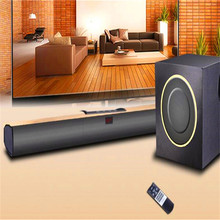 70 Watt Sound Bar Home Theater Center Loudspeaker 5.1 Acoustic System Soundtrack with Sub Woofer for Television
