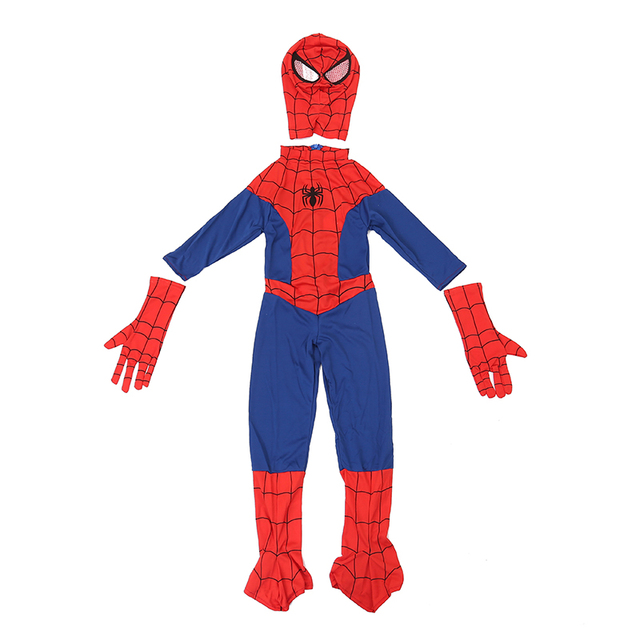 Spiderman Superhero Costume