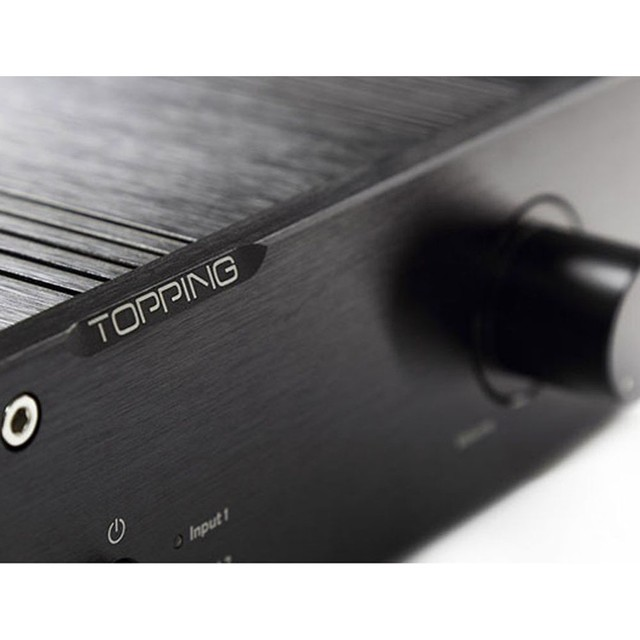 TOPPING TP60 TP-60 & TA2022 T-Amp & 2X80W & STEREO Digital Amplifier 2