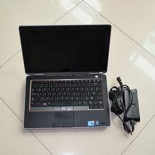 Work for MB Star C4/SD C5 or for BMW ICOM A2 B C Car diagnostic laptop E6320 (4gb ram, i5 cpu) without hdd/ssd Diagnostic PC