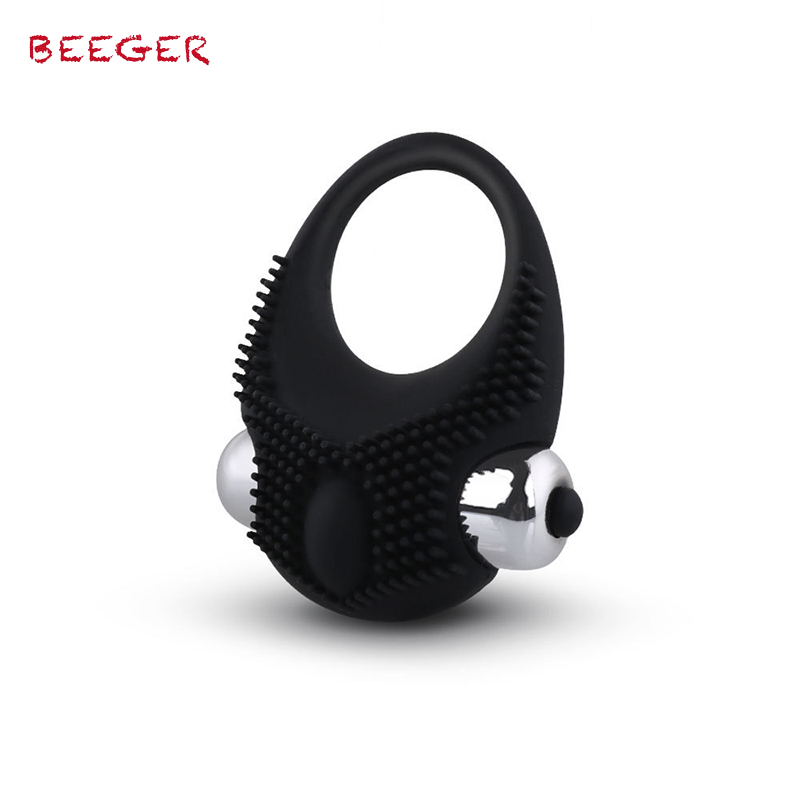 BEEGER Silicon Vibrating Cock <font><b>Ring</b></font>, <font><b>Penis</b></font> <font><b>Ring</b></font> <font><b>Vibrator</b></font> Cockring <font><b>Sex</b></font> <font><b>toys</b></font> <font><b>for</b></font> <font><b>men</b></font> couples, Adult <font><b>Toy</b></font> Anillo Vibrador. image