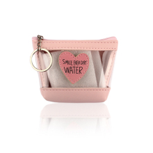 BOTUSI Women Coin Purse Cartoon Cute Small Change Purse Wallet Pouch Bag for Kids Gift Mini Key Card Holder PVC Hand Bags etya women coin purse cartoon cute headset bag small change purse wallet pouch bag for kids gift mini zipper coin storage bag