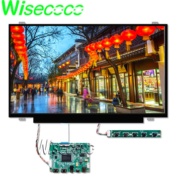 14 inch N140HGE-EA1 1920x1080 lcd display panel with hdmi controller board 30 pin edp laptop LCD screen 5 640x480 lcd screen 5inch zj050na 08c replacement at050tn22 work with hdmi controller board vs ty2660h v1
