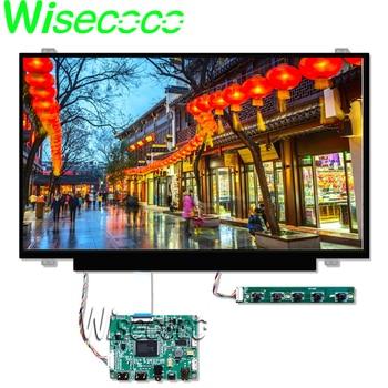 14 inch N140HGE-EA1 1920x1080 lcd display panel with hdmi controller board 30 pin edp laptop LCD screen laptop lcd screen for chi mei n156bge e21 rev c1 15 6 30 edp wxga hd