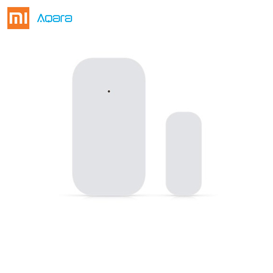 Obedient Updated Version Xiaomi Aqara Smart Window Door Sensor Zigbee Wireless Connection Security Equipment Mihome App Con D5# To Be Renowned Both At Home And Abroad For Exquisite Workmanship Electrical Sockets & Plugs Adaptors Skillful Knitting And Elegant Design