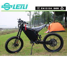 2018 Hot Sale 72v5000w bombardeiro Stealth ebike electric bike enduro