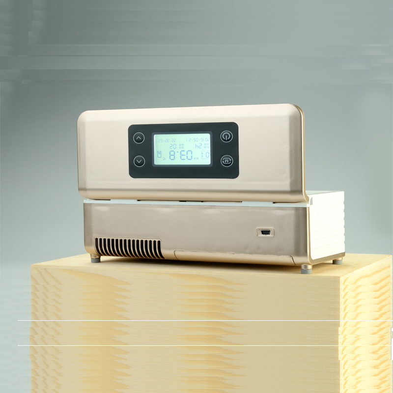 Portable Insuline Cooler Refrigerated Box Drug Reefer 2-8 Degree LCD Display Dison Medical Insuline Cooler Portable Refrigerator