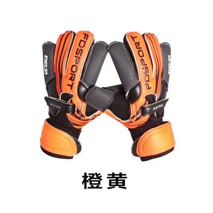 coreano moda espessante de portico de latex luvas de latex luvas de goleiro de futebol