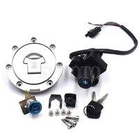 For Honda CBR250 MC19 MC22 CBR400 NC23 NC29 VFR400 NC30 RVF400 NC35 Motorcycle Ignition Switch Lock Fuel Gas Cap Key Set