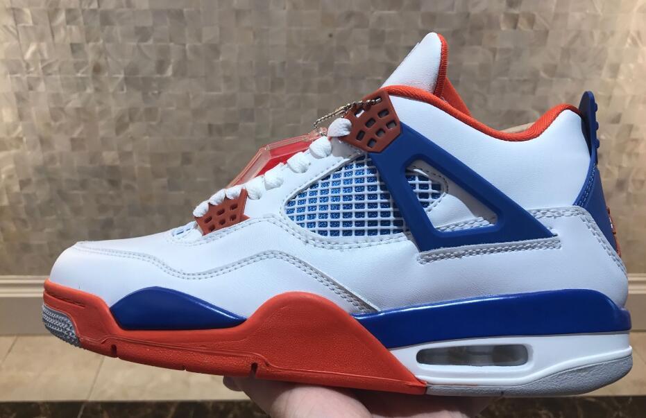 JORDAN 4 Basketball Shoes Low Help JORDAN Sneakers Horse Hair Men Basketball Shoes Jordan 4 Size:41-47