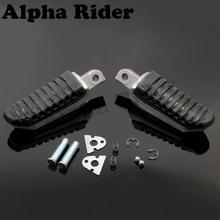 Left/Right Motorcycle Rear Footrest Passenger Foot Pegs Feet Pedal for Suzuki GSX650 08-12 GS-X GSX 650 2008-2012 2011 2010 2009