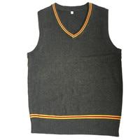 Harry Potter Cosplay Costume Gryffindor Slytherin Ravenclaw Hufflepuff Vest School Uniform Harry Sweater Waistcoat CS05250