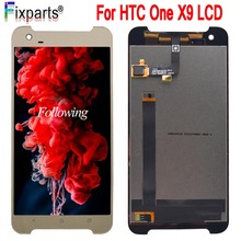 For HTC One X9 LCD Display Touch Screen Digitizer Assembly Mobile Phone Replacement Repair Parts 1920x1080 5.5