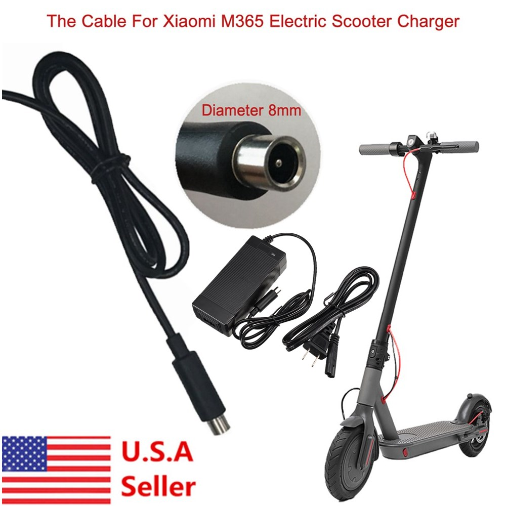 42V 2A Electric Charger Skatebaord Adapter Scooter For Xiaomi Mijia M365  Electric Scooter Bike Accessories EU/US/AU/UK Plug