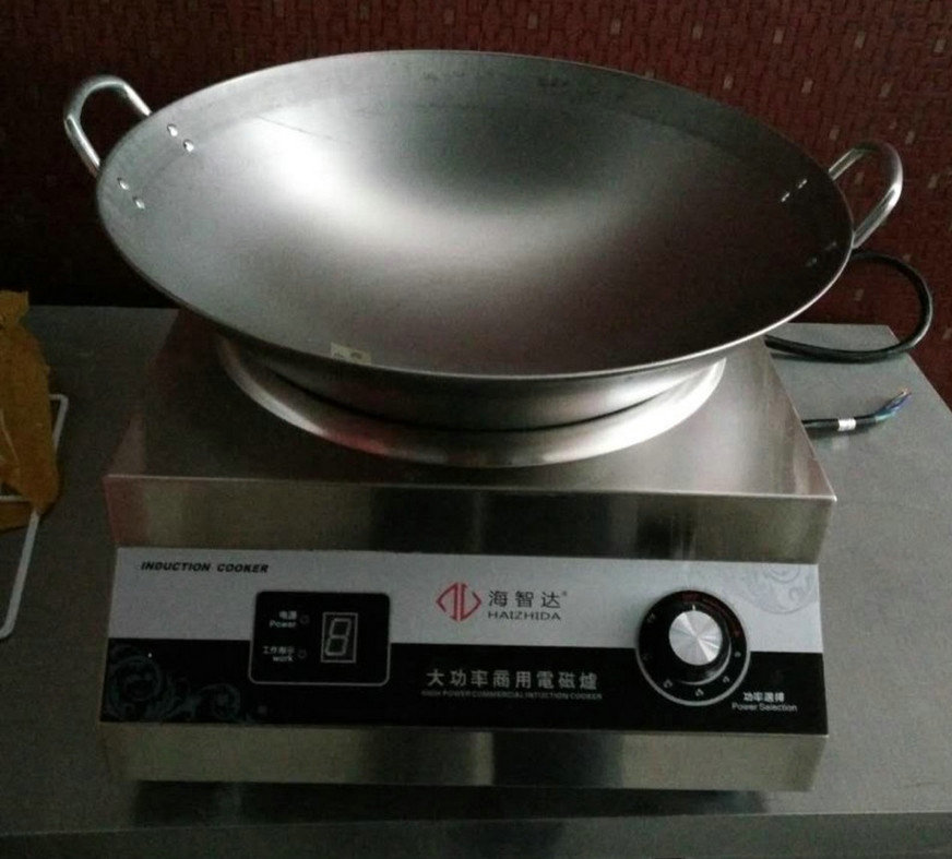 electromagnetic oven Concave induction cooker 5000W power