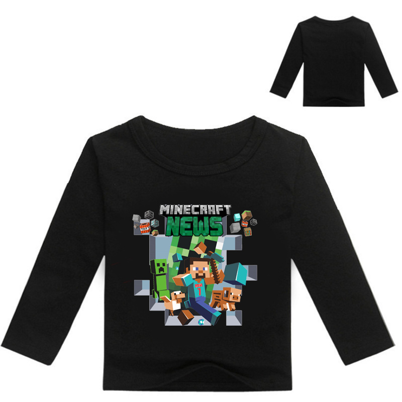 Video-Game-Long-Sleeve-Alex-Friends-Boys-and-Girls-tShirt-3-13y-Kids-Game-Tee-2017-Autumn-Cotton-Tops-Spring-Adventure-Clothes-1
