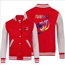 Fairy Tail guild emblem Jacket