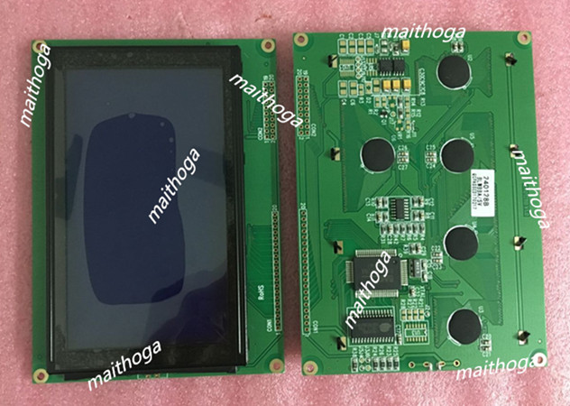 20PIN Parallel LCD 240128 Graphic Module with Backlight T6963 RA6963 EQV Controller 5V 3 3V