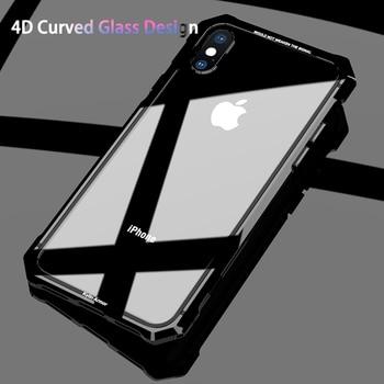 iPhone X Black Protective Case 5