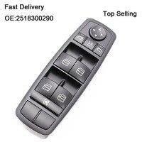 Otomobiller ve Motosikletler'ten Anahtar Kontrol Sinyal Sensörü'de YAOPEI master elektrikli pencere anahtarı Mercedes benz ML 2006 2007 2008 2009 2010 2011 A 251 830 02 90 2518300290 A2518300290