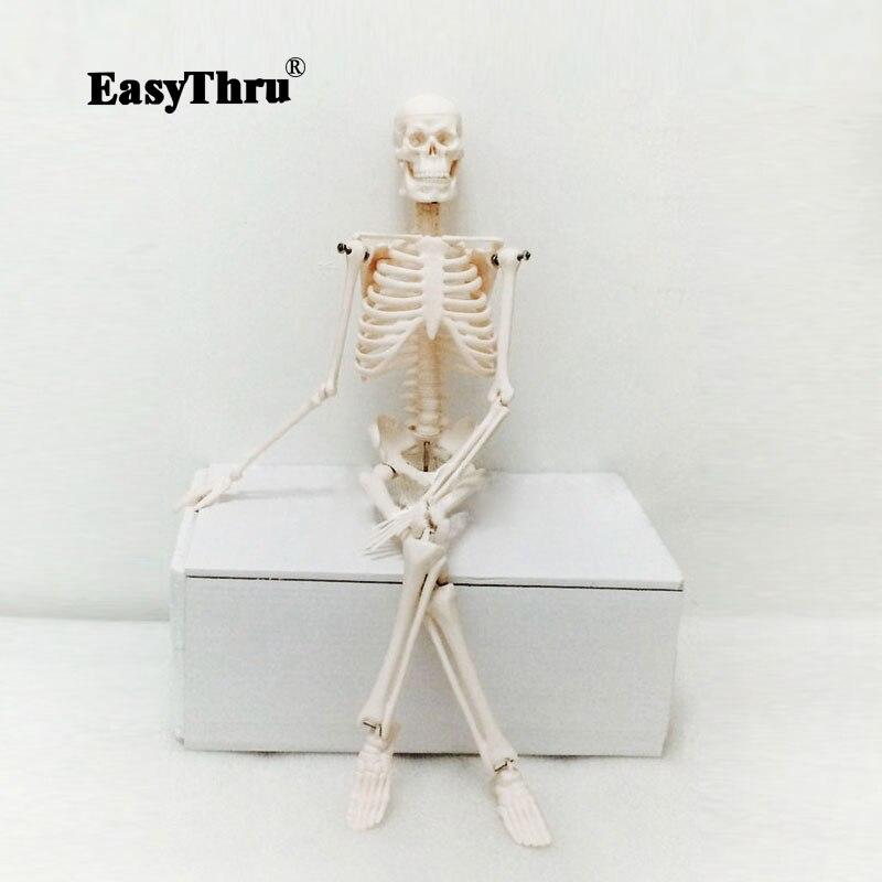 PVC 45 センチメートル人体骨格モデルミニマネキン OTC 骨モデル医療教育  グループ上の オフィス用品 & 学用品 からの 医療科学 の中 1