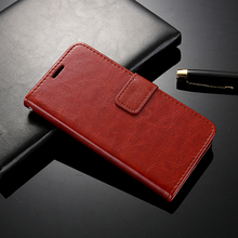 Original Genuine Leather Cover Case for Xiaomi Redmi 4A Flip Wallet Coque TPU