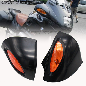 Signal Lens Rearview Glass Side Mount Mirrors for Motorcycle BMW R 850/1100/1150 RT R850RT R1100RT R1150RT RT850 RT1100 RT1150 image