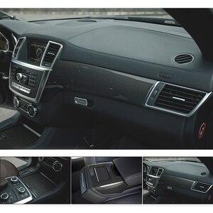 """Image 4 - 30*100 ס""""מ רכב מדבקות 4D פחמן סיבי Farbon סיבי סרט דקור פנימי נגד שריטות רכב כיסוי רכב אביזרי עבור פולקסווגן אאודי"""