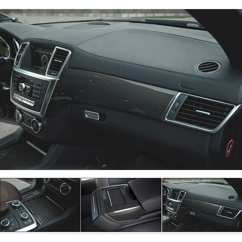 Image 4 - 30*100CM Car Stickers 4D Carbon Fiber Farbon Fiber Film Inner Decor Anti Scratch Car Cover Car Accessories For Volkswagen Audi