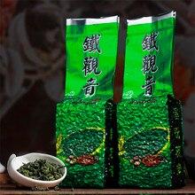 Green Tea 250g Organic Strong Fragrant AnXi Tie Guan Yin /TiKuanYin Chinese Oolong Green Tea Health tieguanyin