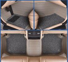 Myfmat custom foot leather car floor mats for Mazda 7 CX-7 Mazda3 Axela Mazda6 Wagon Mazda7 free shipping new style top
